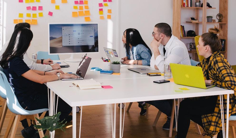 plateforme collaborative